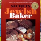 SECRETS OF A JEWISH BAKER Bread Recipes Cookbook