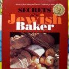 SECRETS OF A JEWISH BAKER Bread Recipes Cookbook
