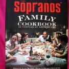 HBO The Sopranos Family Cookbook  Artie Bucco 100 Great Italian Recipes HC