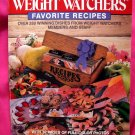 Weight Watchers FAVORITE RECIPES Cookbook 280 Recipes