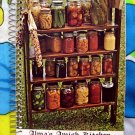 Alma's Amish Kitchen 1990 Cookbook From Scratch Recipes