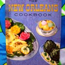 Vintage 1957 CULINARY ARTS INSTITUTE ~ The NEW ORLEANS Cookbook ~ Creole Recipes