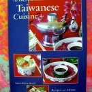 Thai Cookbook ~ The Best of Taiwanese Cuisine Recipes Menus for Holidays & Special Occasions Taiwan