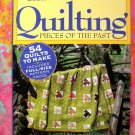 Quilting Pieces of the Past (Better Homes & Gardens) Over 50 Patterns ~ Quilt Instructions Book