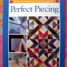 Perfect Piecing ~ Rodale's Successful Quilting Library ~ Quilt Instruction Book