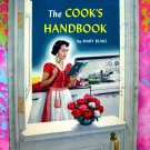 Vintage 1951 Carnation Foods THE COOK'S HANDBOOK  Baking
