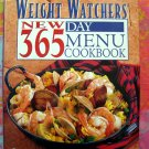 Weight Watchers New 365 Day Menu Cookbook HC