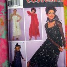 Simplicity Pattern # 9309 Misses Costume UNCUT 14 16 18 20 Sexy Angel Devil