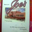 Eat at Joe's: The Joe's Stone Crab Restaurant Cookbook Miami Beach Florida
