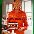 Martha Stewart's Baking Handbook HCDJ Baker Cookbook 1st Edition / 1st Printing