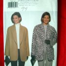 Butterick Pattern # 5298 Misses Size 14 16 18 Jacket Uncut