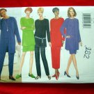 Butterick Pattern # 4785 UNCUT Misses Jacket, Top, Tunic, Skirt & Pants Size Large XL