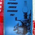 Vintage 1987 Church Cookbook Bethel Reformed Church