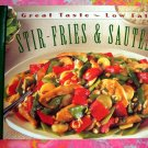 Stir Fries &  Sautes ~ Time Life Great Taste Low Fat Cookbook