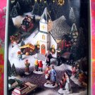 Dept 56 SNOW VILLAGE 18 Boxed Holiday / Christmas Cards & Envelopes