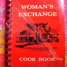 Vintage 1973 Woman's Exchange Cookbook Revised Edition Memphis Tennessee TN