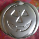 Wilton Cake Pan Pumpkin Jack-O-Lantern Circa 1981 502-2928