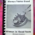 Minnesota Pork Cookbook MN Porkette's Recipes