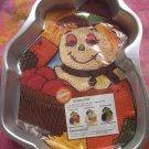 Wilton Cake Pan SCARECROW Halloween Scare Crow 1998