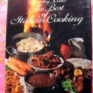 The Best of Italian Cooking Cookbook HCDJ by Waverley Root