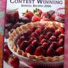 Taste of Home's Contest Winning Annual Recipes 2006 Cookbook