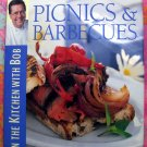 QVC Picnics and Barbecues BBQ Cookbook In the Kitchen With Bob Bowersox