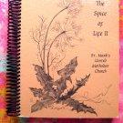 Iowa Methodist Church Cookbook The Spice of Life II 1997 Iowa City IA 500 Recipes!