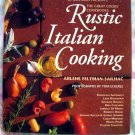 Rustic Italian Cooking HCDJ Cookbook 50 Chef Recipes