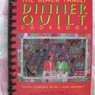 The Black Family Dinner Quilt Cookbook ~Health Conscious Recipes & Food Memories