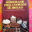Farm Journal's Homemade Pies, Cookies & Bread Cookbook HCDJ 1st Edition