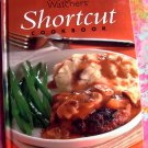 Weight Watchers SHORTCUT Cookbook HC Low Fat Recipes