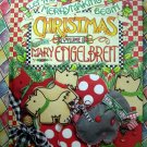 Christmas with Mary Engelbreit: Let the Merrymaking Begin ~ Recipe & Project Instruction Book