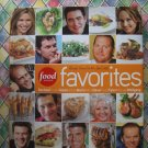 Food Network HC Cookbook ~  Favorites: Recipes from Our All-Star Chefs