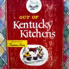 Vintage 1949 OUT OF KENTUCKY KITCHENS Cookbook HCDJ Marion Flexner