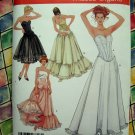 Simplicity Pattern NEW UNCUT # 5006 Corset Petticoat Sizes 14, 16, 18, 20.