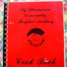 Ely Minnesota Bloomenson Community Hospital Auxiliary Volunteer Cook Book MN