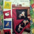 Butterick Pattern # 3157 UNCUT Throw & Pillow Cover by Rachel Wallis 2001