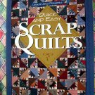 Quick and Easy Scrap Quilts Patricia Wilens Quilt Instruction Book