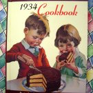 Retro Hershey's Chocolate 1934 Cookbook Printed in 1992 HC