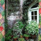 Balcony, Terrace, & Patio Gardening Book by Margaret Davis