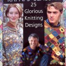 Kaffe's Classics ~ 24 Glorious Knitting Designs Sweaters Instruction Sweater Pattern Book