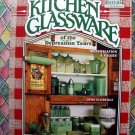 Kitchen Glassware of the Depression Years 6th Edition Glass Price Guide Book
