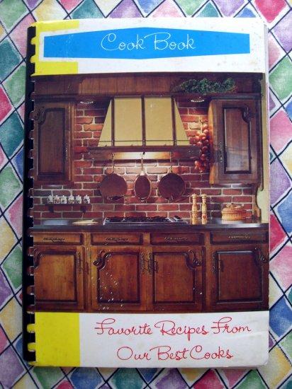 Orr Minnesota MN Church Cookbook