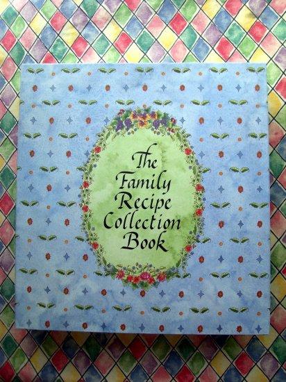 SOLD! Large Family Recipe Keeper Binder / Blank Cookbook