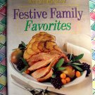 Weight Watchers Magazine Festive Family Favorites Recipes / Cookbook