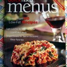 Weight Watchers Magazine Quick & Easy Menus: More Than 130 Low-Fat Recipes