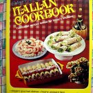 1977 Culinary Arts ITALIAN COOKBOOK ~ Recipes inspired by Italy