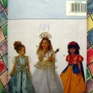 Butterick Pattern # 6935 UNCUT Costume Princess Snow White Size 5 6 6X