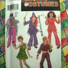 Simplicity Pattern # 9944 UNCUT Girl's Costume Size 7 8 10 12 14