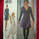 STYLE Pattern # 2662 UNCUT Misses WRAP DRESS Size 8 10 12 14 16 18